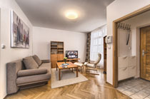 One bedroom Prague apartment rental in Old Town