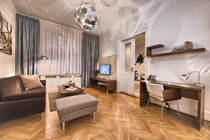 One bedroom Prague apartment rental in Jewish Town