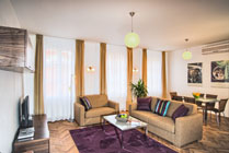 Fantastic Prague two bedroom apartment for rent