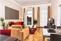 Top rated one bedroom apartment in Prague for rent