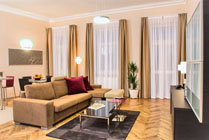 Outstanding apartment rental in Prague centre