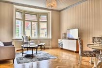 Exclusive Prague two-bedroom apartment rental