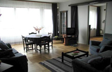 Fine two bedroom apartment for rent in Prague centre