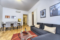 Two bedroom apartment in Salvator Apartments
