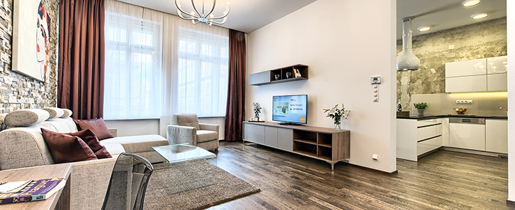 Prague apartment for rent